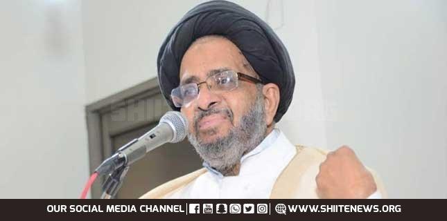 Allama Razi Jafar Naqvi