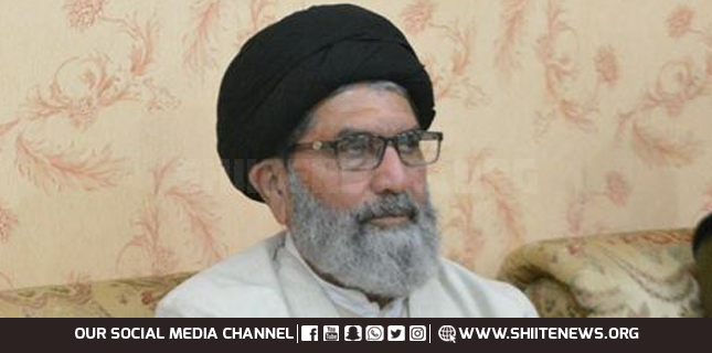 There is no room for nationality, color and race in Islam, Allama Sajid Naqvi