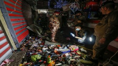 30 Martyred, 35 Wounded in Explosion in Iraq's Sadr City