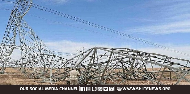 7 killed, 11 injured in attack on Iraqi electricity grid