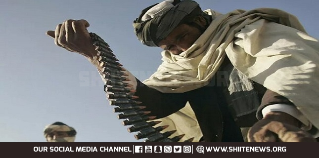 967 Taliban forces killed in past 4 days Afghan official