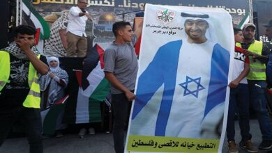 Al Fatah official decries Dhabi crown prince as 'traitor' over UAE-Israel normalization