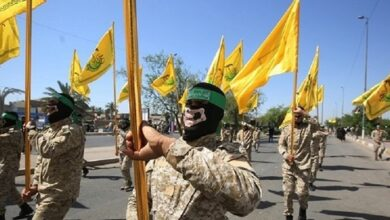 Al-Nujaba: Entire US military, including 'criminal' air force, must leave Iraq
