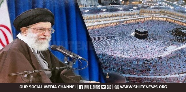 Ayatollah Khamenei's Hajj message