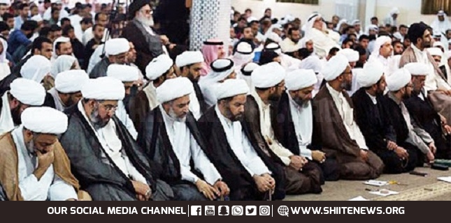 """Bahrain: """"Honor of Religion and Imam"""" is slogan of this year's Ashura"""