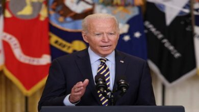 Biden: 'I will not send another generation of Americans to war in Afghanistan