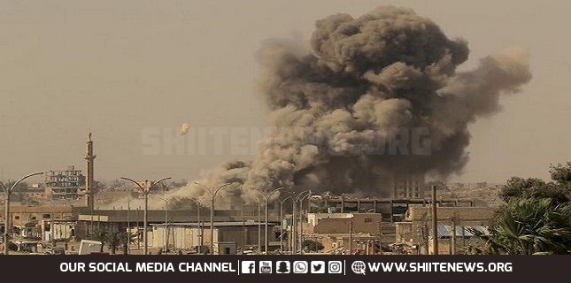 Excessive heat in Najaf cause of weapons depot explosion
