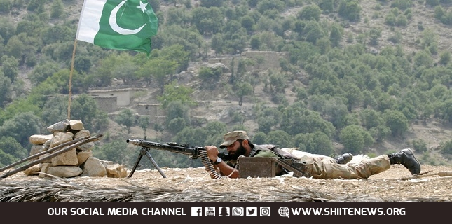 Five soldiers martyred