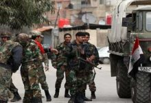 Foreign-backed militants launch new attack on Syrian positions