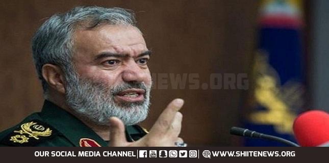 IRGC General: US, Saudis frustrated in Yemen