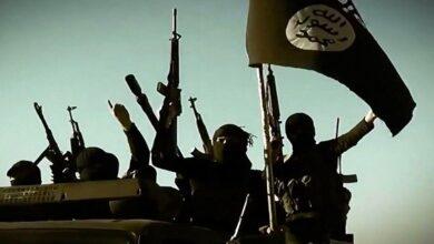 ISIL terrorist attack