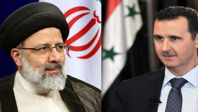 In phone call, Iran's president-elect, Syria's president underline enhancement of bilateral ties
