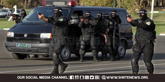 Intelligence Forces Arrest Mossad Terrorist Network in Western Iran