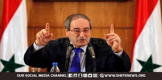 Iran-Syria relations serve as model for others: Mekdad