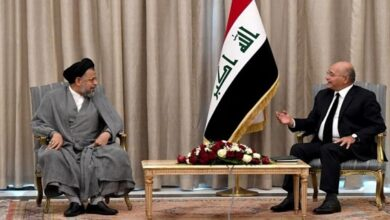 Iran's intel chief stresses support for neighboring Iraq on all fronts