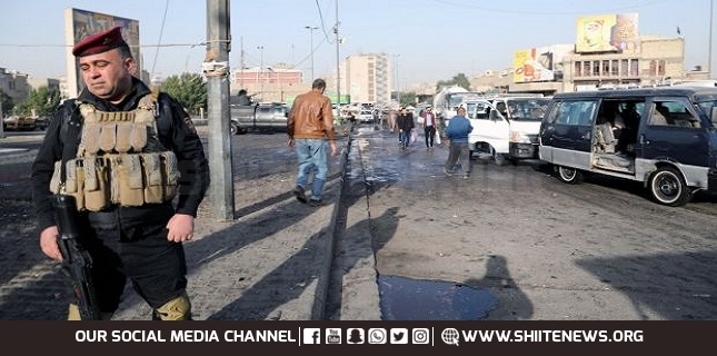 Iraq: Explosion in Baghdad leaves 15 people injured