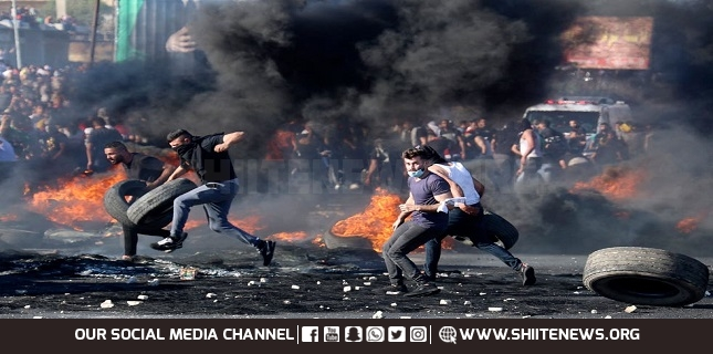 Israeli forces injure over 400 Palestinians in Nablus