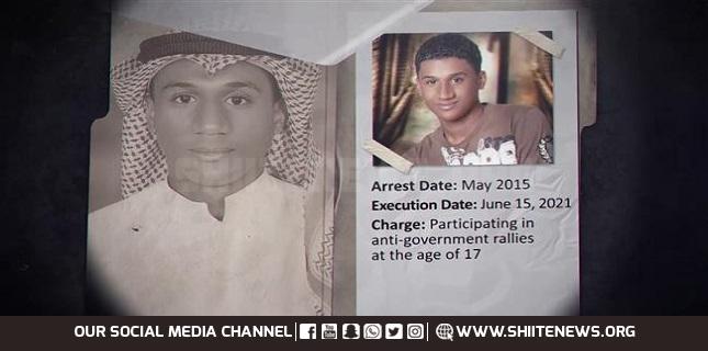 More than 40 Saudi Shia teenagers face the death penalty