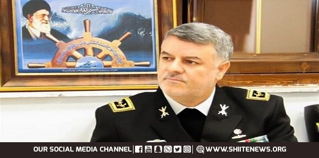 Navy chief hails 'historic' presence of Iranian ships in Finland Gulf