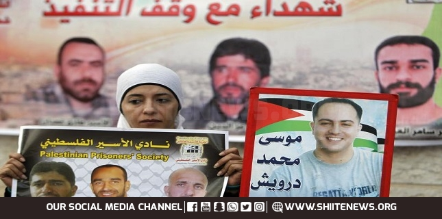 Nearly 5,000 Palestinians behind bars in Israeli jails Prisoners' advocacy group