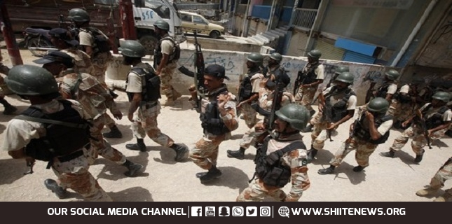 Two ISIS Networks have destroyed in Karachi, LEA claimed