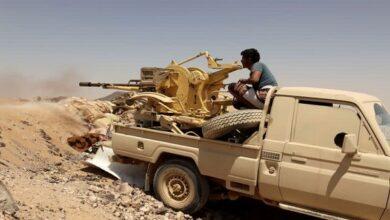 Saudi artillery attack