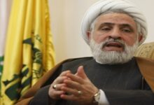 Sheikh Qassem: 'Israel' Does Not Dare to Attack Lebanon due to Deterrence Balance with Hezbollah