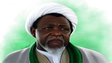 Sheikh Ibrahim Zakzaky leaves Nigeria for treatment