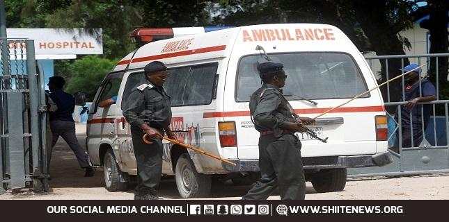 Suicide bomb blast in Somali capital leaves 10 dead