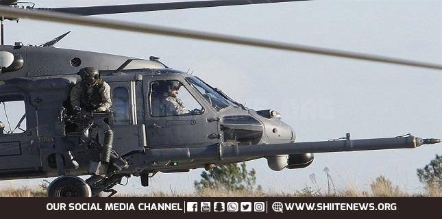 US aerial assault kills three in Syria's Hasakah