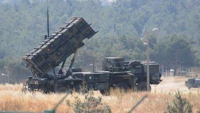 US deploys air defenses in Syria