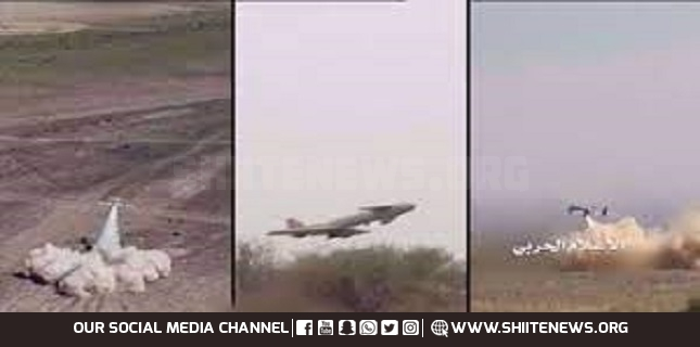 Yemeni Army releases footage of major drone strike against Saudi forces