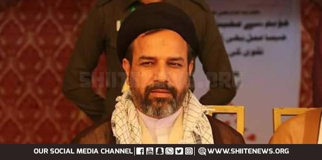 We will continue defense of Azadari and Family of Prophet (PBUH), Allama Asad Iqbal