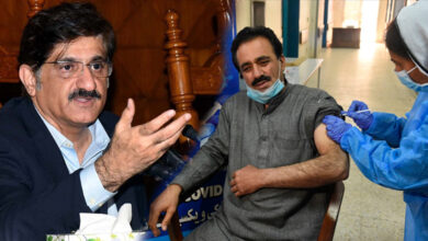 Sindh Government decides to block Sims on refusing Corona Vaccination