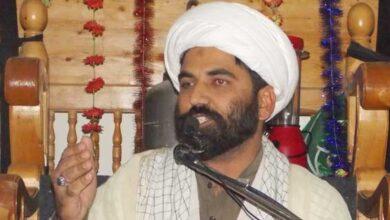 Blasphemy to Ahle Bayt(AS) may punish hard, Allama Maqsood Domiki