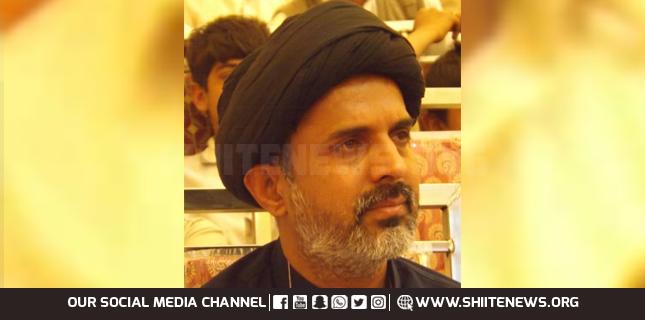 Renowned Shia Scholar disappeared from Taftan Boarder
