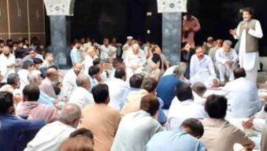 Muharram arrangements Committees form in Peshawar