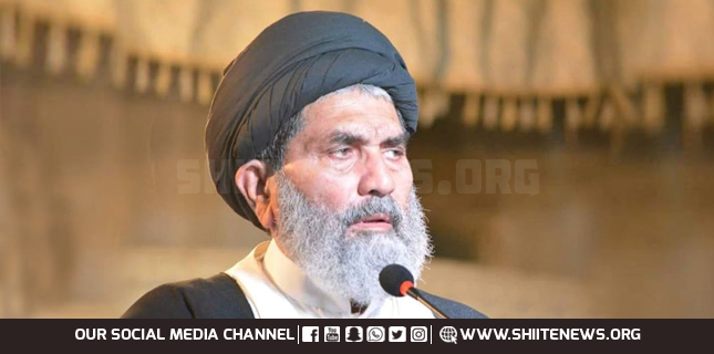 Nation looks for next state doctrine on regional affairs, Allama Sajid Naqvi