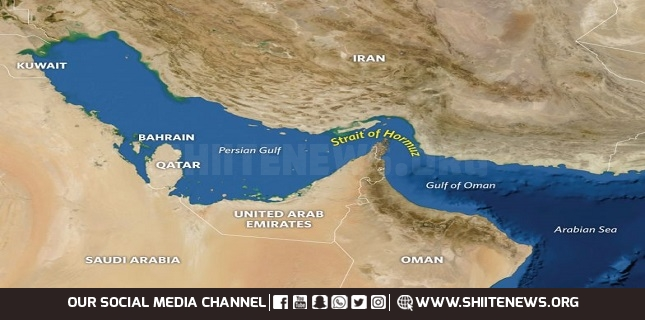 Iran formally opens oil terminal outside Strait of Hormuz