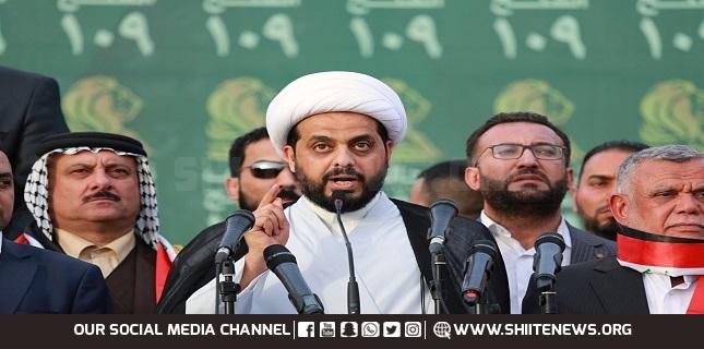 Asa'ib Secretary General Qais Khazali