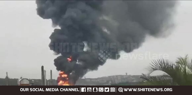 Explosion in southeastern Riyadh reported (+VIDEO)
