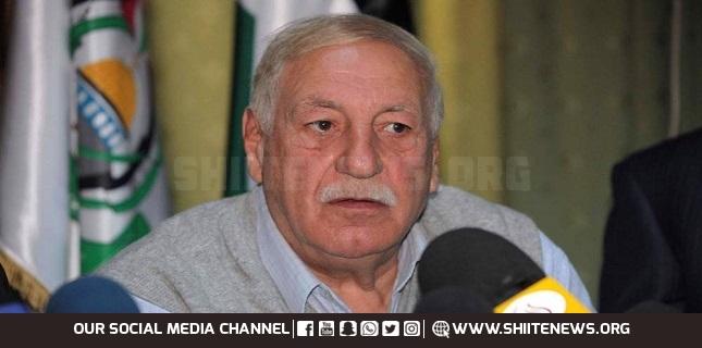 Iran, Lebanon's Hezbollah condole demise of Palestinian resistance figure