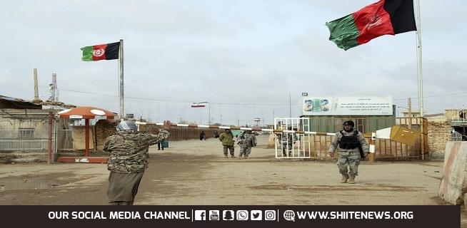 Iran says in full control as Taliban claim capturing main border conduit