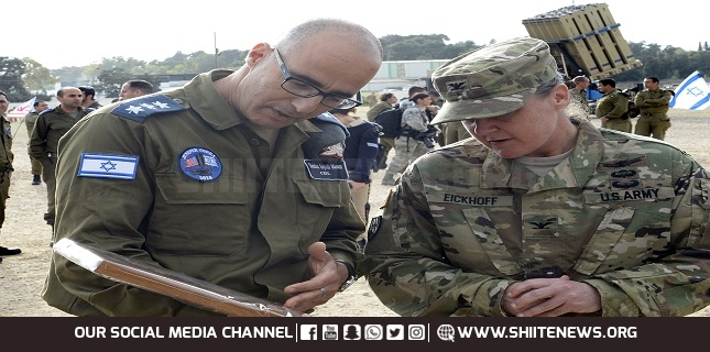 Israel, US launch joint air defense drill