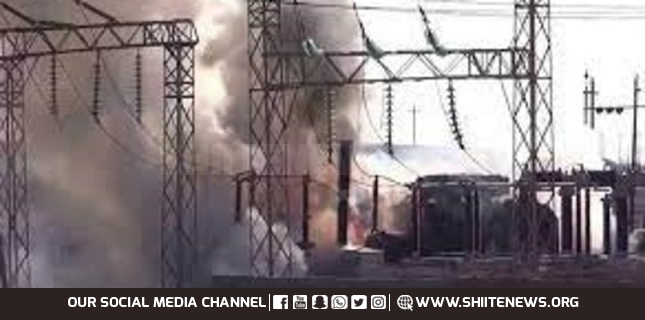 Saudi Arabia behind attacks on electricity transmission lines in Iraq Hezbollah