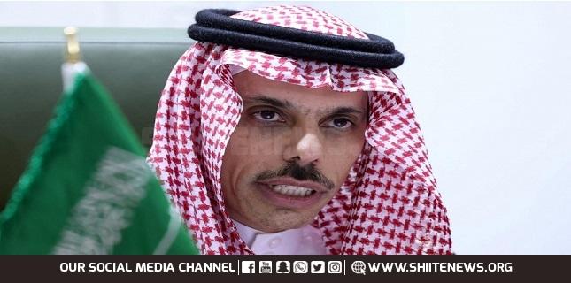 Saudi Arabia welcoming talks with Iran: FM Farhan