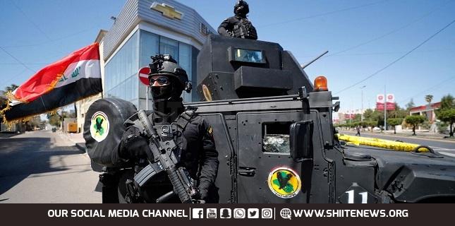 US, Israel behind Najaf airstrikes, Iraq must respond fittingly: PMU cmdr.