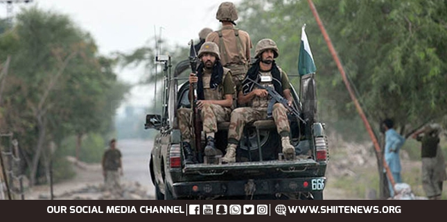 Pak Army soldier martyrs in South Waziristan