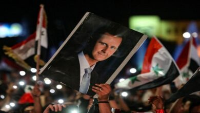 Arabs in race to improve Syria ties as US prepares for exit