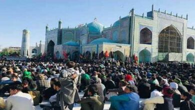 Ashura mourning rituals to be held in Afghanistan's Mazar-i-Sharif